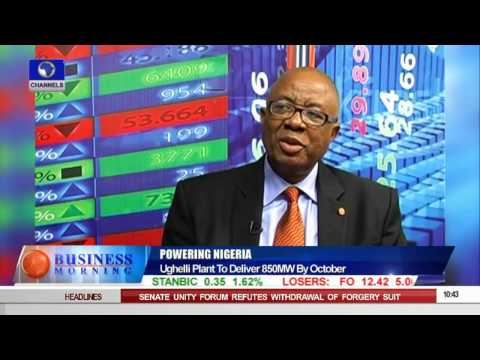Business Morning: We Are Generating About 640MW At The Moment -Transcorp Boss