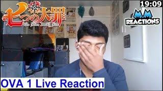 Undead Ban & Elaine!! - The Seven Deadly Sins OVA 01 Live Reaction (Nanatsu no Taizai)