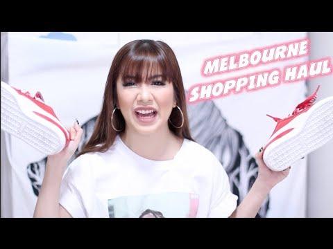 MELBOURNE HAUL!!! (AUGUST/SEPTEMBER)