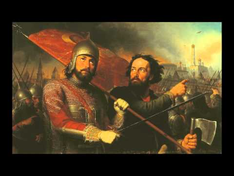 Stepan Degtyarev - Minin and Pozharsky or the Liberation of Moscow - Ouverture