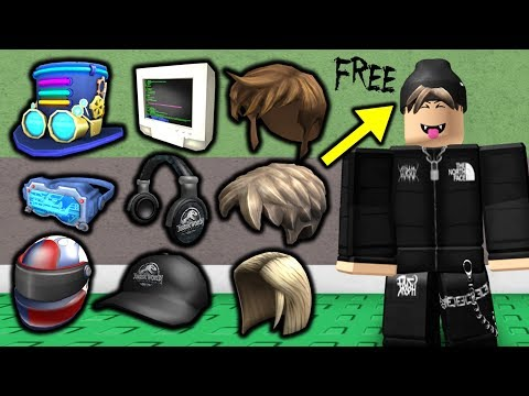 The BEST Roblox Avatar Tricks Using FREE Accessories!