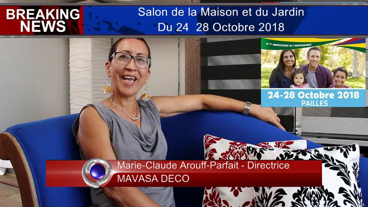 Market News - Salon de la Maison et du Jardin