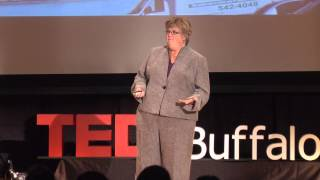 Stop Worrying About Your Hubcaps! Karen Forster at TEDxBuffalo