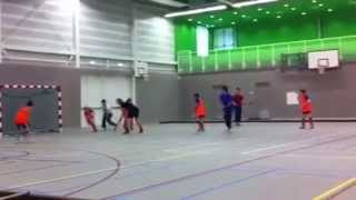 Gambar cover Training zaalhockey MHV Maarssen Safarihal