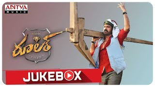 Ruler Full Songs Jukebox | Nandamuri Balakrishna | KS Ravi Kumar | Chirantann Bhatt