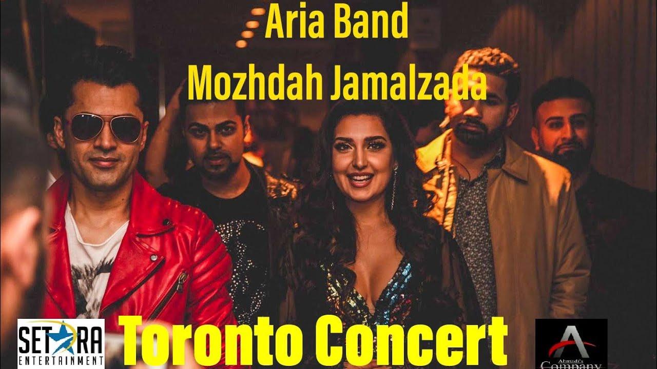 Aria Band and Mozhdah Toronto Concert 2019