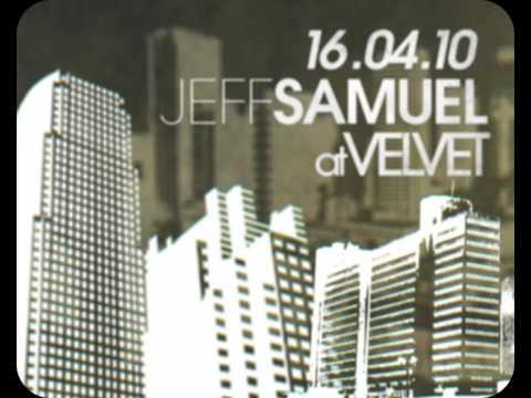 CHEAP SHEEP presents Jeff Samuel @ Velvet