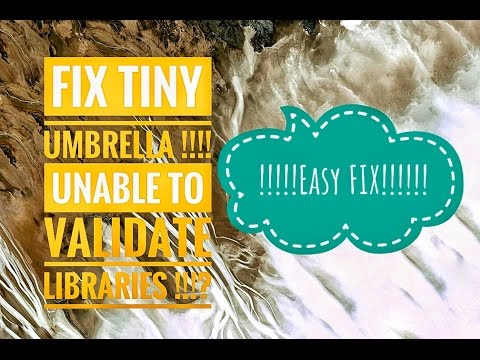 Fix Tinyumbrella Not Work On Windows How Must See How Mist See Simple