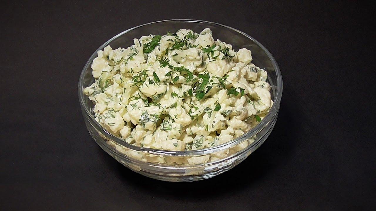 материалы обладают салат из цветной капусты рецепт с фото данного проекта