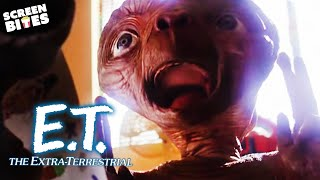 Michael Meets E.T. For The First Time | E.T. the Extra-Terrestrial | SceneScreen