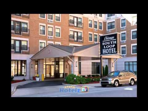 chicago south loop hotel united states youtube. Black Bedroom Furniture Sets. Home Design Ideas