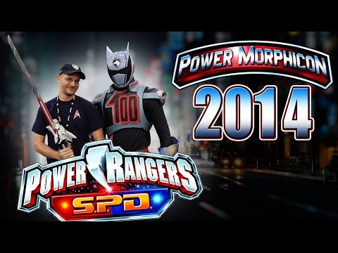 Greg's adventures at Power Morphicon 4
