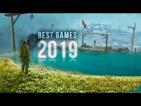 10 BEST Games of 2019 [First Half]