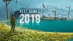 10 BEST Games of 2019 [First Half]