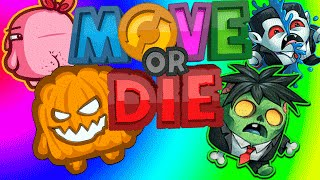 Move or die - БОМБАНУЛО!! (ДИКИЙ УГАР!) #3