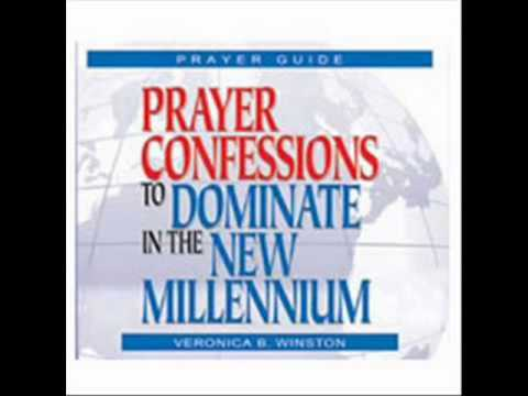 Confession to Dominate Daily Circumstances - Veronica Winston