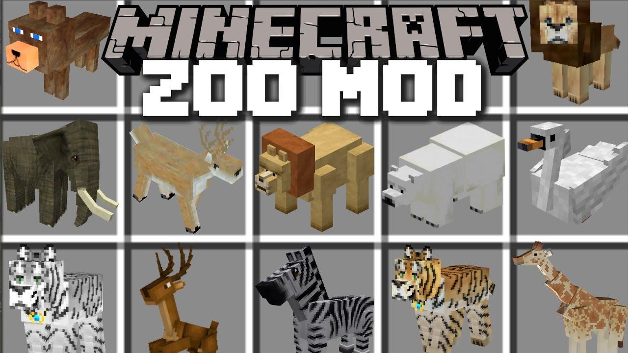 zoo and wild animals mod 1 12 2