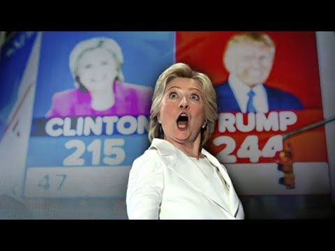 Yup, Hillary Clinton Blames Barack Obama