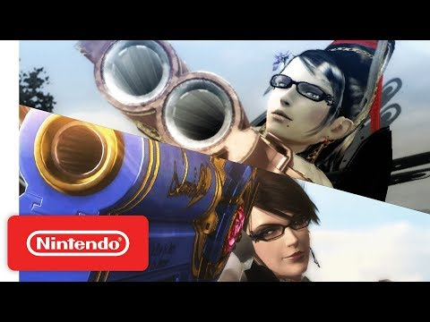 Bayonetta & Bayonetta 2 Overview Trailer - Nintendo Switch