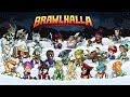3 Hour+ STREAM - Starcraft 2 - Brawlhalla - Torchlight 2 150 SUB GOAL)