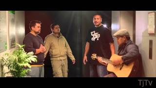 TJ & FRIENDS - I CARE ABOUT YOU JAM (2014 Acoustic VIBE Jam Session 2)