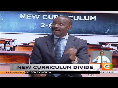 | NEWSNIGHT | Sossion's Dissenting Voice against New Curriculum