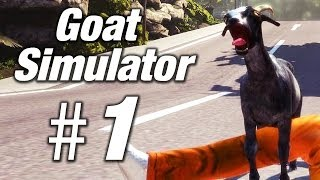 Goat Simulator Gameplay - Let