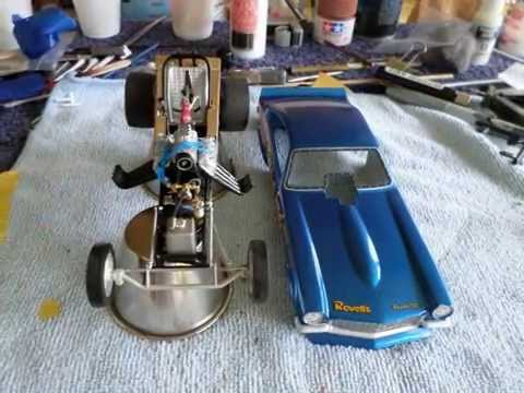 JUNGLE JIM FUNNY CAR NHRA Part 3