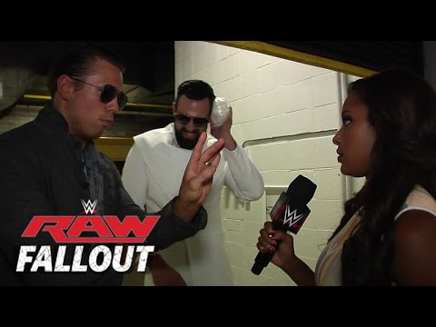 AList DFeated  Raw Fallout  Sept. 8, 2014