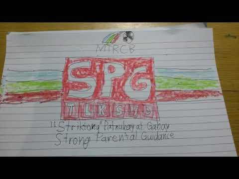 MTRCB Raiting SPG