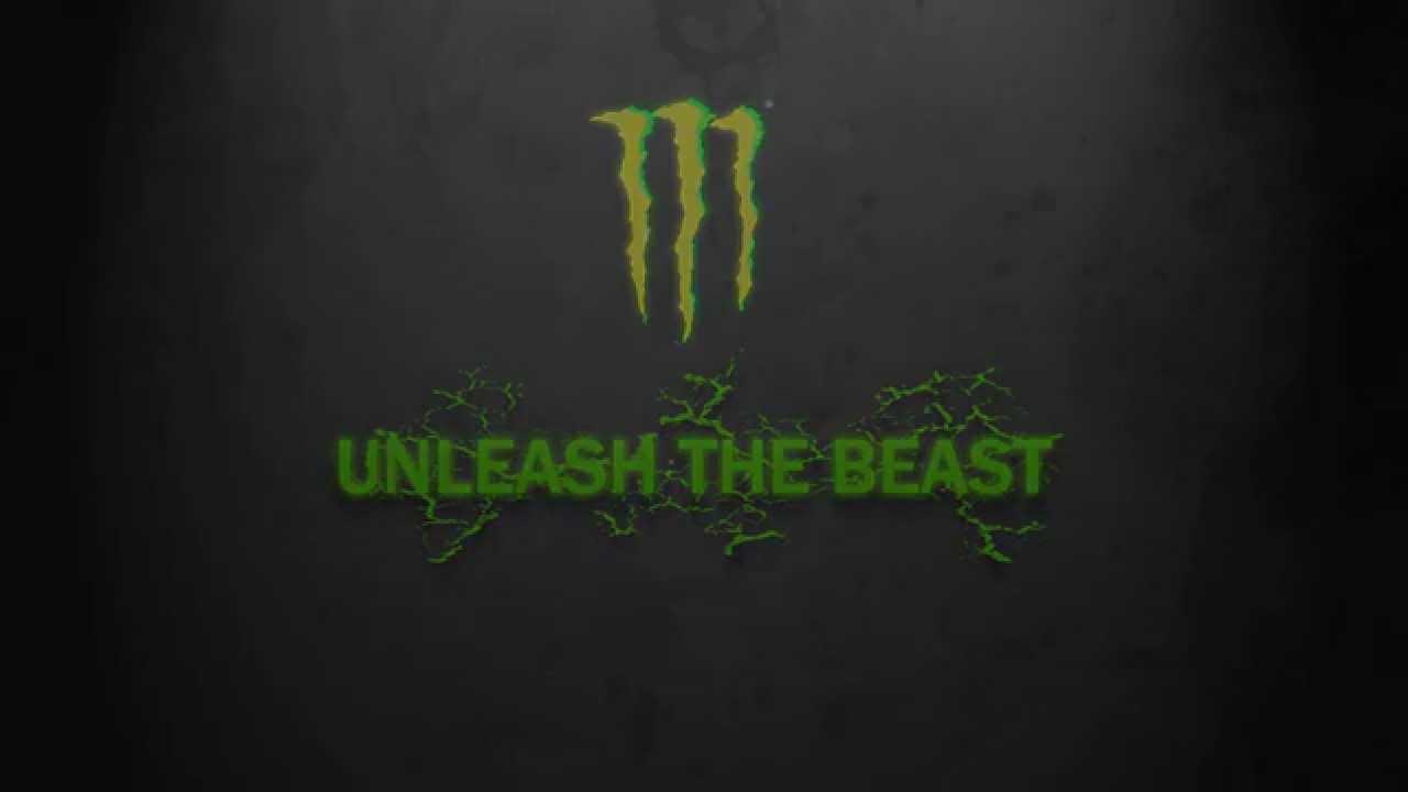 Beast 3d Wallpaper Monster Energy Unleash The Beast Youtube