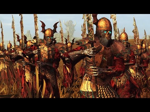 Total War: Warhammer Mousillon Campaign Part 12 - I GET WRECKED