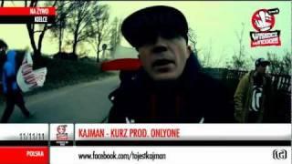 Teledysk: Wyskocz do tego!!! odc. 12 Kajman - Kurz (prod. OnlyOne, skrecze: DJ Story)