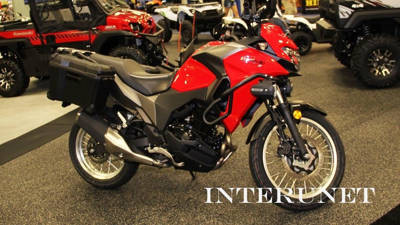 Kawasaki Versys Adventure Touring