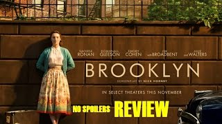 Brooklyn 2015  Film Review | Saoirse Ronan