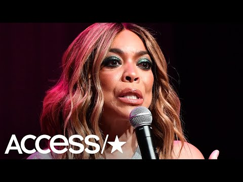 Wendy Williams Tearfully Reveals She's Living In A Sober House | Access