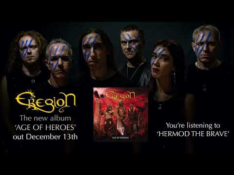 EREGION - Hermod The Brave (Official Audio Track)