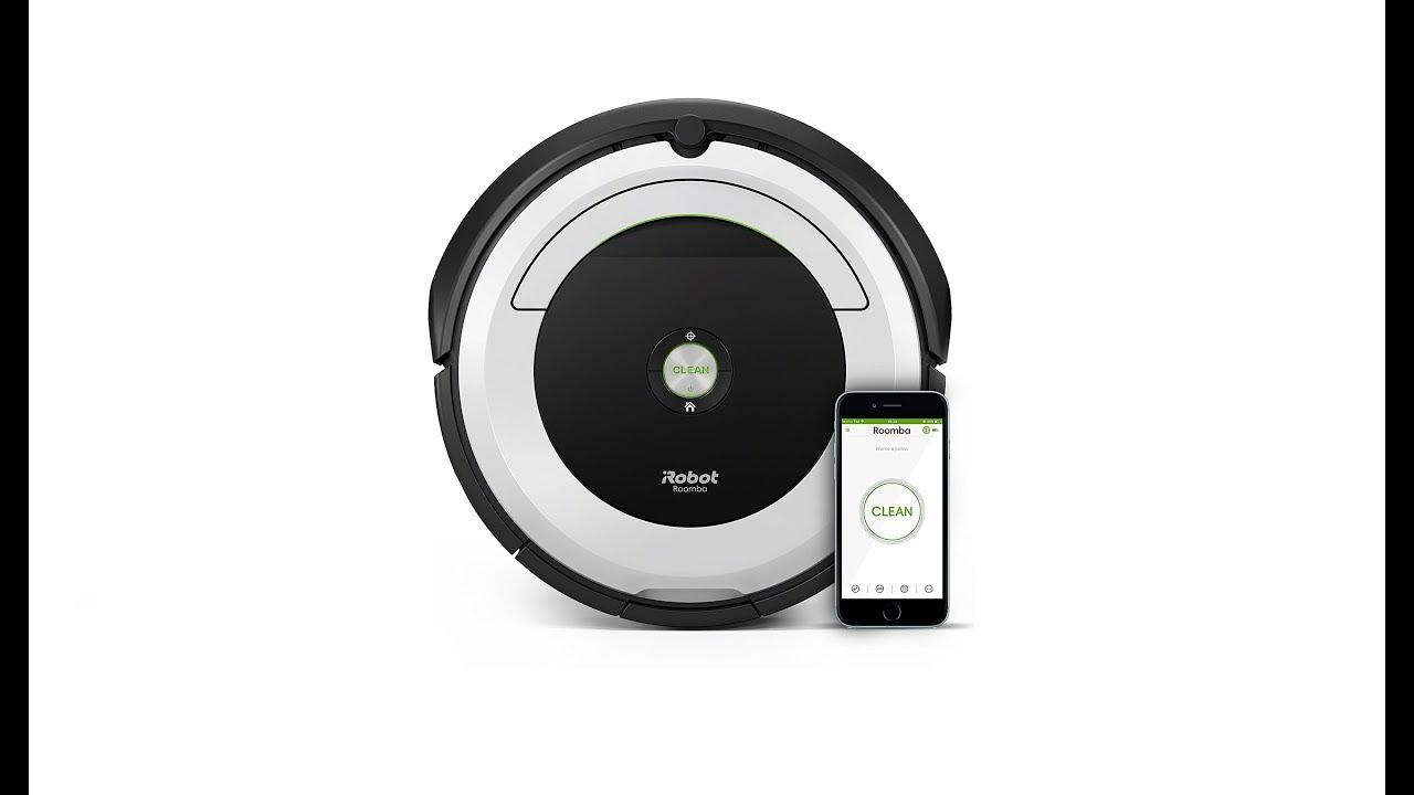 I Robot Roomba Opinioni.Recensione Nuovo I Robot Roomba 691 Aspirapolvere Smart