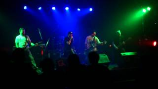 Downstroy Live - Within your skin/The Keeper  Klub Quarter 28.02.2015 Novi Sad