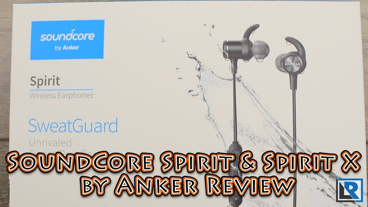 Anker Soundcore Spirit   Spirit X Review (Sweatproof) - YouTube 741d4cfabee2