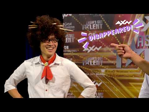 BAD X TEN Are Recruiting More Superheroes! | Asia's Got Talent 2019 on AXN Asia