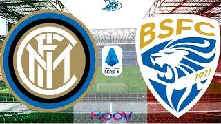 INTER vs BRESCIA SERIE A FECHA 29 FUTBOL DE ITALIA RELATO EN VIVO RADIO