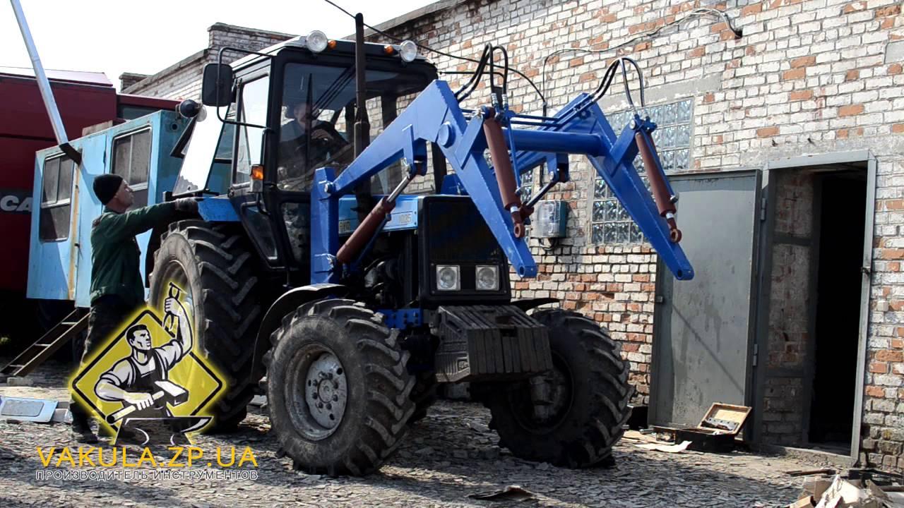 Трактор Т-40 АМ - YouTube