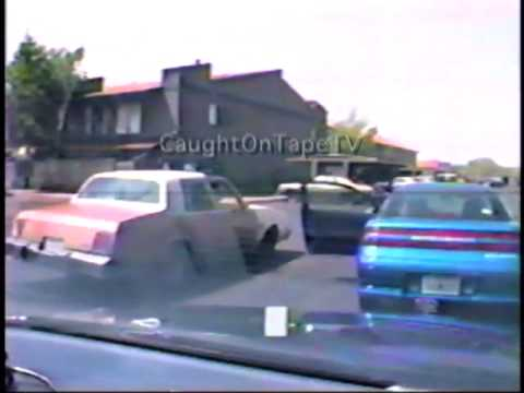Morgen - Woman Goes Berserk During Traffic Stop