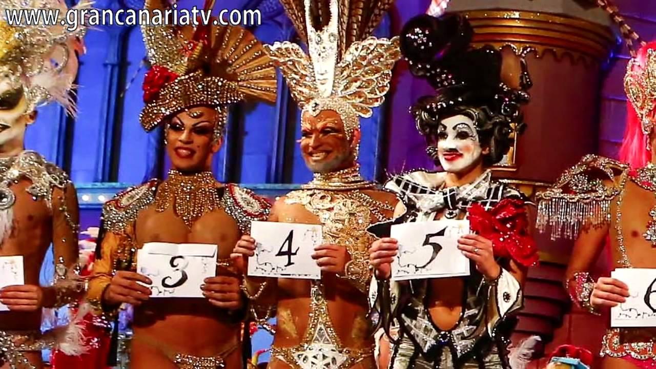 16 finalistas gala drag queen carnaval las palmas de gran canaria 2014 youtube - Gran canaria tv com ...