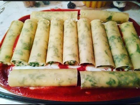 cannelloni-ricotta-viande-hachée