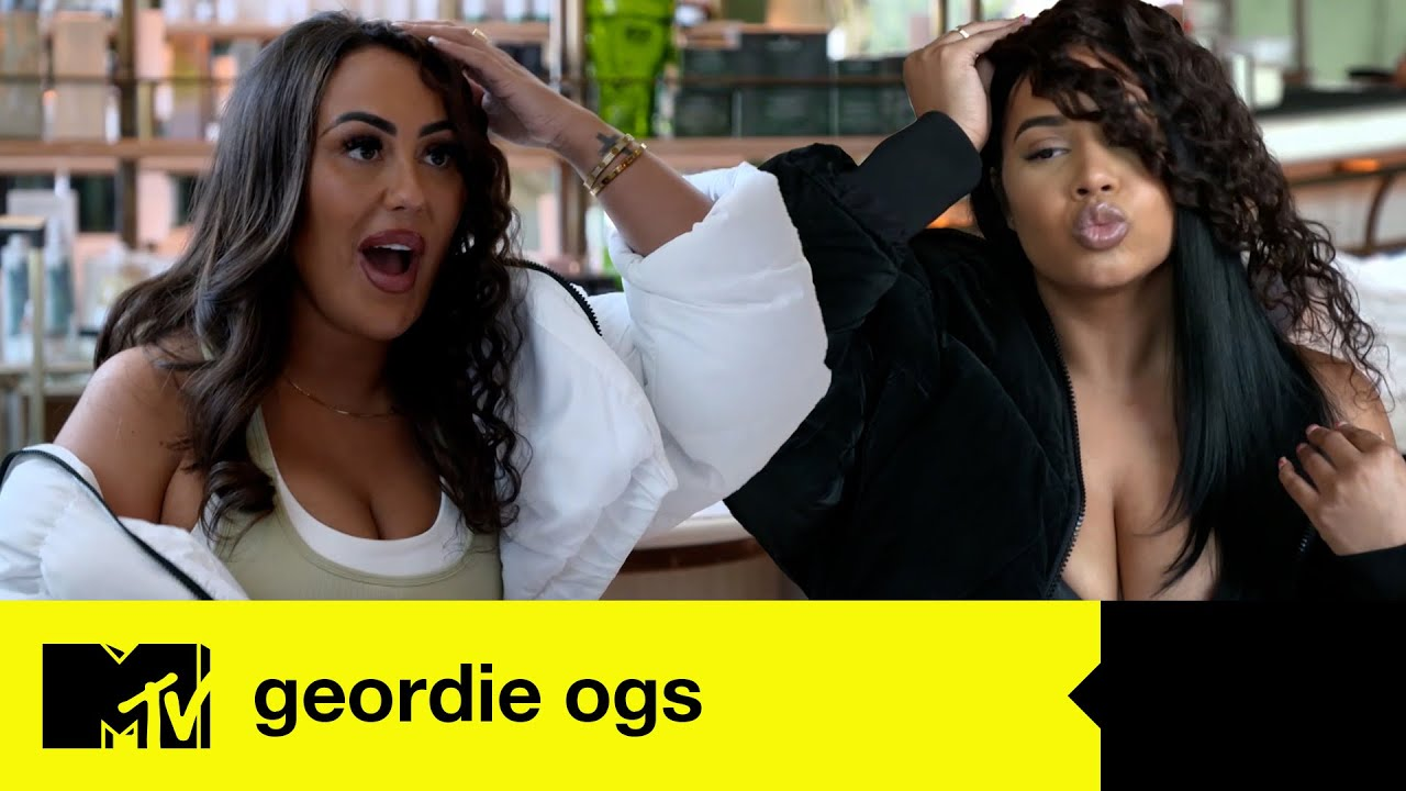 Sophie Kasaei Shares Her New Business Venture With BFF Lateysha Grace | Geordie OGs 4 | MTV Shores