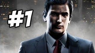 Mafia 2 Прохождение на русском - Часть 1: Вито Скалетта и его история