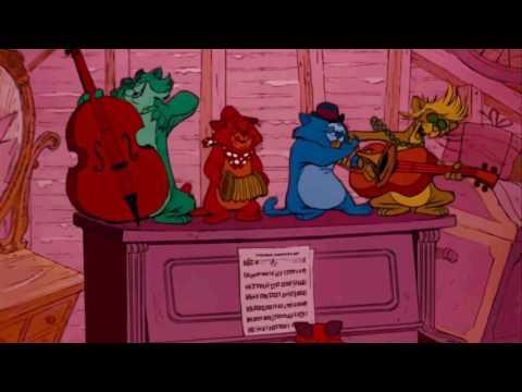 Cartoons dance - Sing, sing, sing (Benny Goodman)