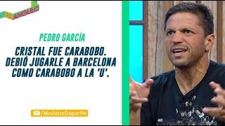 Al Ángulo: Sporting Cristal perdió 4-0 ante Barcelona por Libertadores | *ANÁLISIS* Pedro García